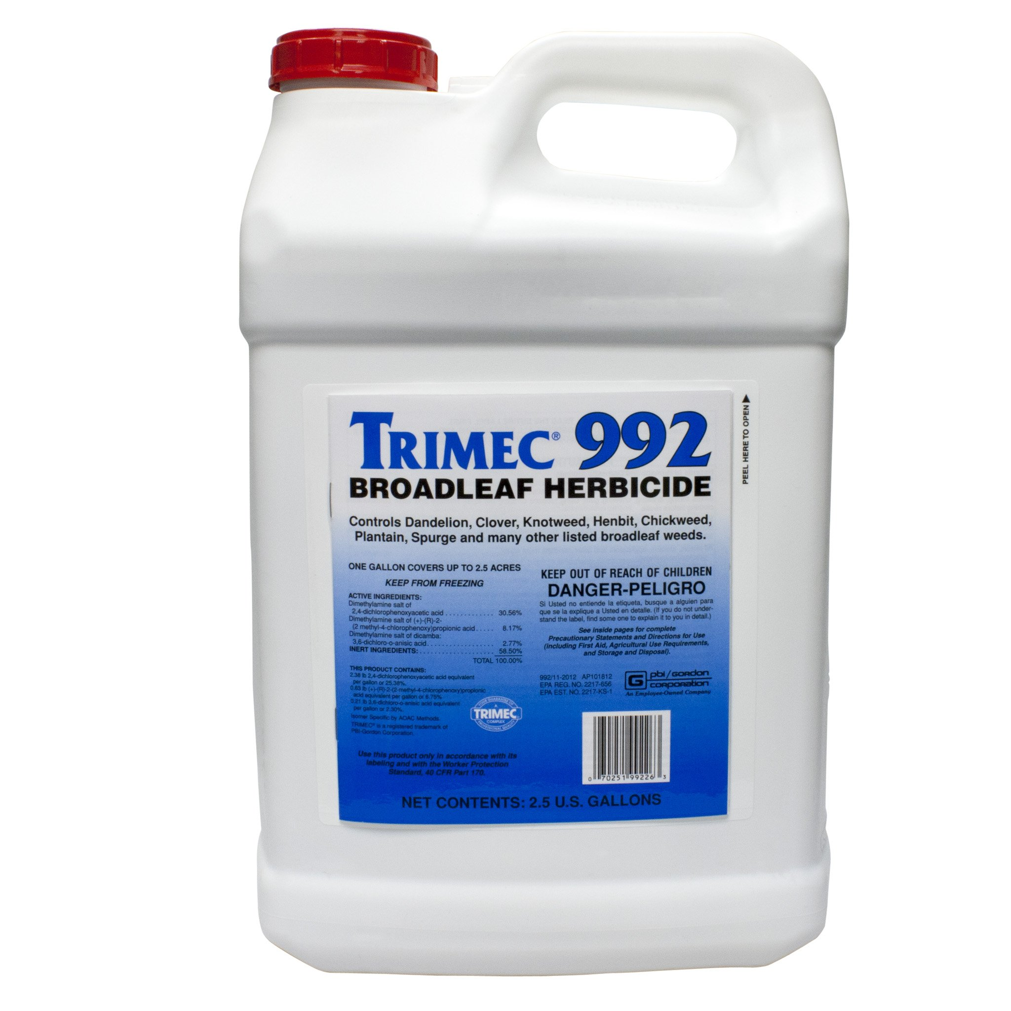 Trimec 992 Broadleaf Herbicide (2.5 Gallons)