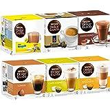Nescafé Dolce Gusto Family Edition Set, Koffie, 6 x 16 Capsules