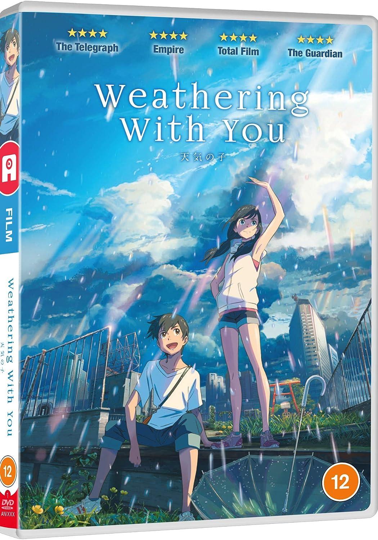 Weathering With You [Reino Unido] [DVD]: Amazon.es: Makoto Shinkai: Cine y Series TV