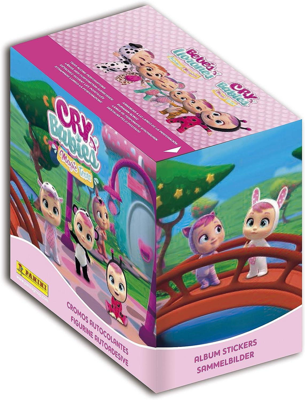Caja 50 sobres Bebés llorones Lágrimas mágicas: Amazon.es ...