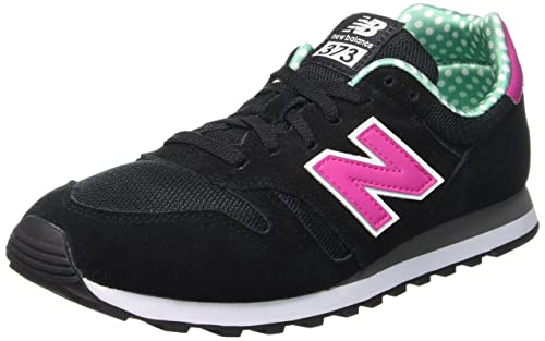 new balance mujer rosa y negras