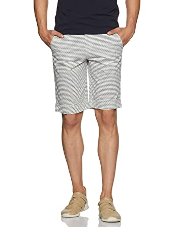 Diverse Men's Slim Fit Shorts Men's Shorts at amazon