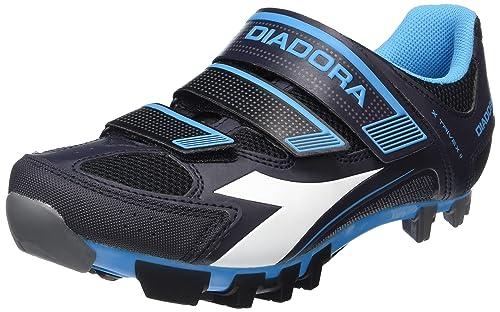 Diadora X Trivex Plus, Sneaker donna nero nero 48