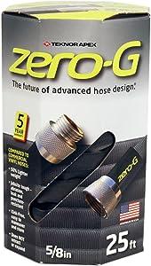 zero-G Lightweight, Kink-Resistant, Heavy Duty Garden Hoses (5/8