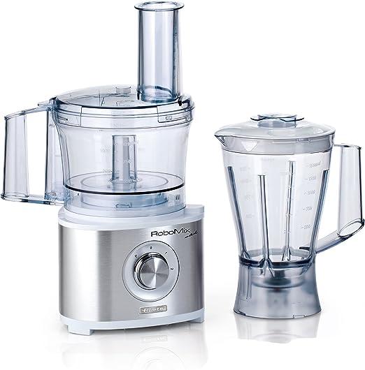 Ariete 1787, Plata - Robot de cocina: Amazon.es: Hogar