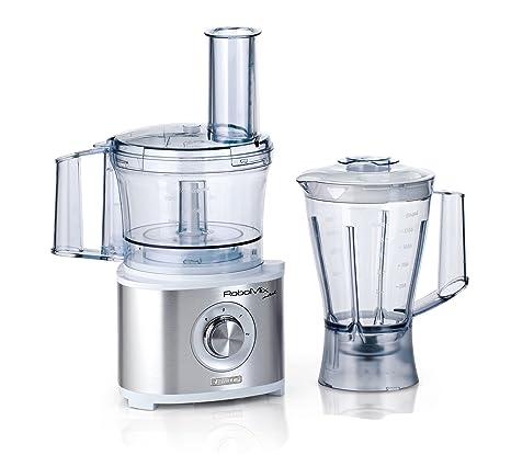 Amazon.com: Ariete 600 Watt RoboMix Metal, Silver: Kitchen ...