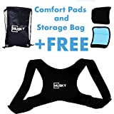 Husky® Posture Corrector For Men and Women - Fits All Body Types Perfect for Everyday Life and Intense Sport