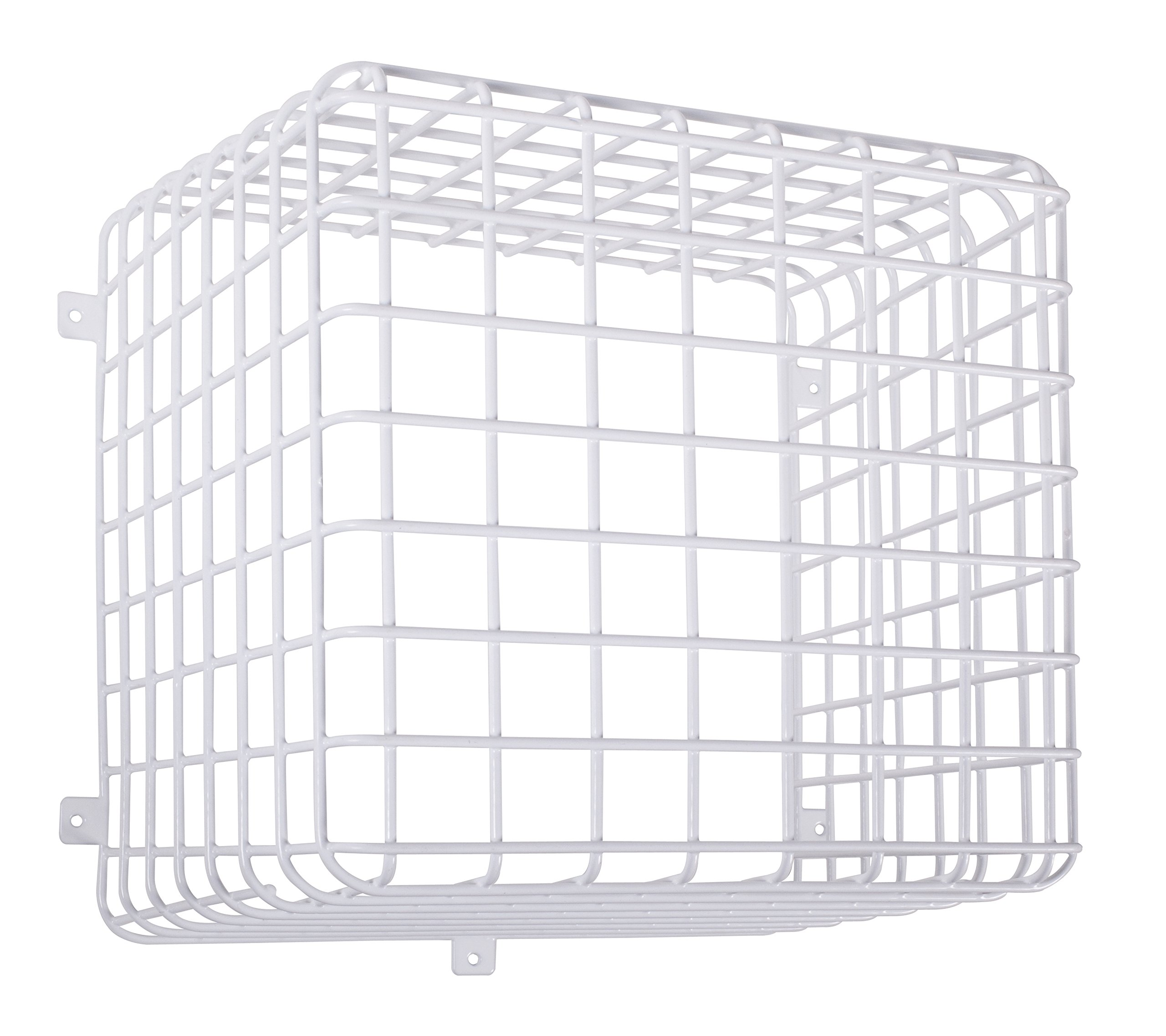 Safety Technology International, Inc. STI-9730 Steel Wire Guard Damage Stopper Cube Cage Approx. 12'' x 12'' x 12''