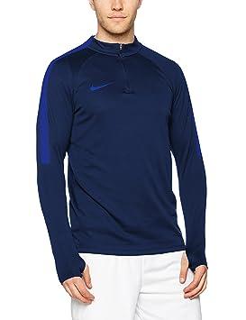 Nike M Nk Sqd Dril Camiseta de Manga Larga, Hombre: Amazon.es: Deportes y aire libre