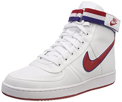 Vandal   Nike Vandal  High Supreme Uomo Scarpe da Ginnastica bianca Gym rosso   4d671b
