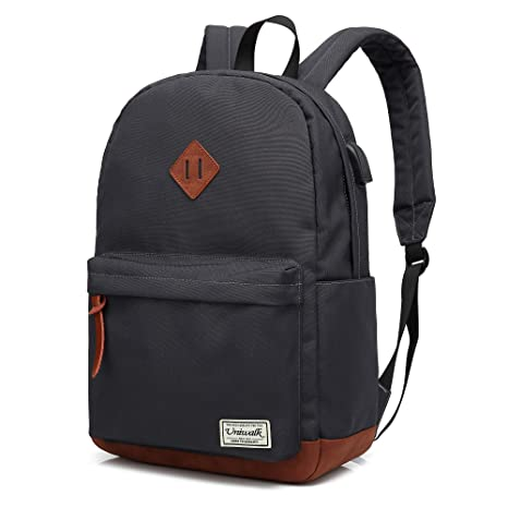 Great for School School Bag for Boys Girls Adults Travel Rucksack Kids Backpack,Laptop Backpack Can Put A 15.6-inch Computer,USB Chargeing Portdurable Weekend Travel and Everyday Use.