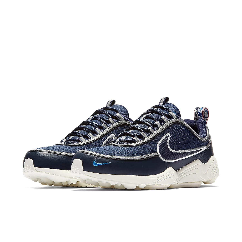 Nike Air Zoom Spiridon SE Special Edition  Obsidian , Zapatillas Deportivas De Hombre 44.5 EU|Obsidian/Sail-blue Nebula