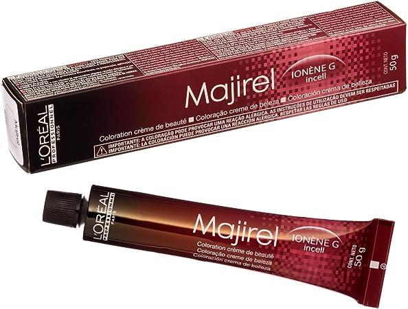 LOréal Majirel Tinte Capilar 10 172,34 - 60 gr: Amazon.es ...