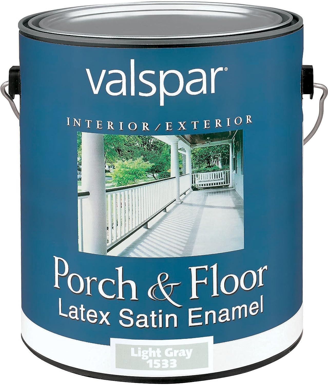 Amazing Amazon.com: Valspar 1534 Porch And Floor Latex Satin Enamel, 1 Gallon, Dark  Gray: Home Improvement