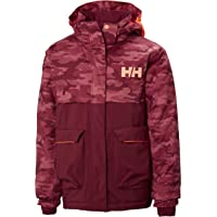 Helly Hansen Jr Waterproof Sweet Frost Ski Jacket