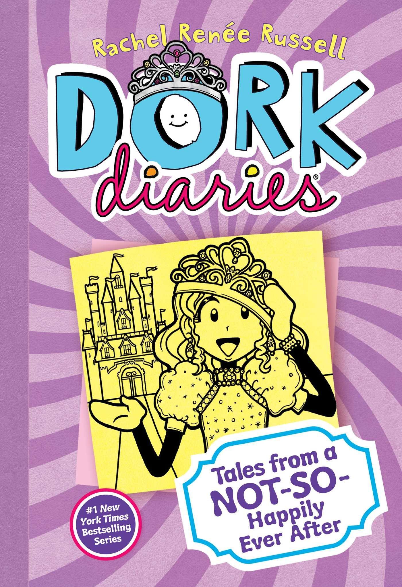 dork diaries book order