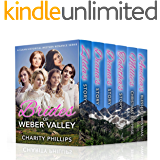 Brides Of Weber Valley: A Clean Historical Western Romance Series