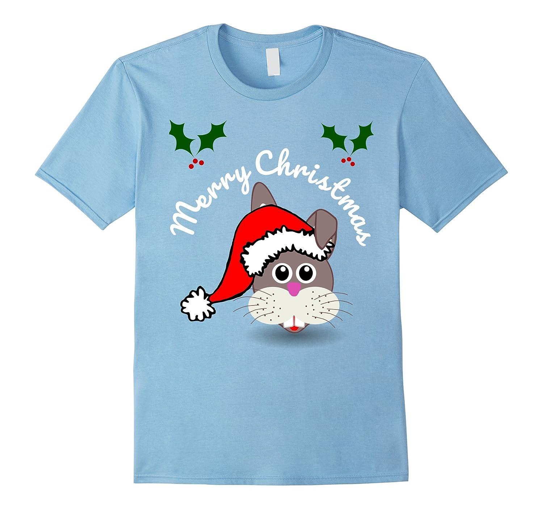 Santa Bunny Rabbit - Christmas Shirts for Holidays for Kids-ANZ ...
