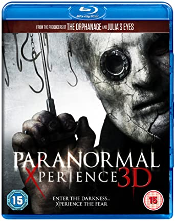 paranormal xperience film