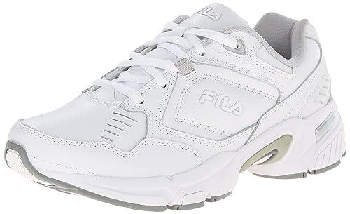 f7a84ffc Fila Women's Memory Comfort Trainer Slip Resistant Work Shoe: Amazon ...