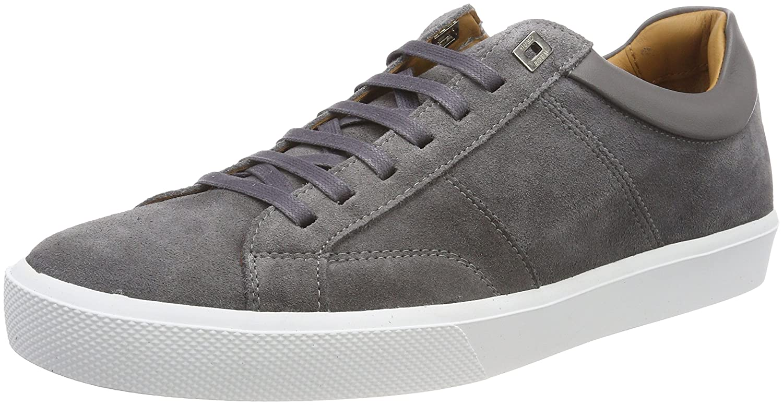 Boss Business Escape_Tenn_SD, Zapatillas para Hombre 44 EU|Gris (Dark Grey 022)