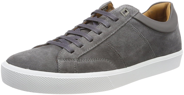Boss Business Escape_Tenn_SD, Zapatillas para Hombre Gris (Dark Grey 022)