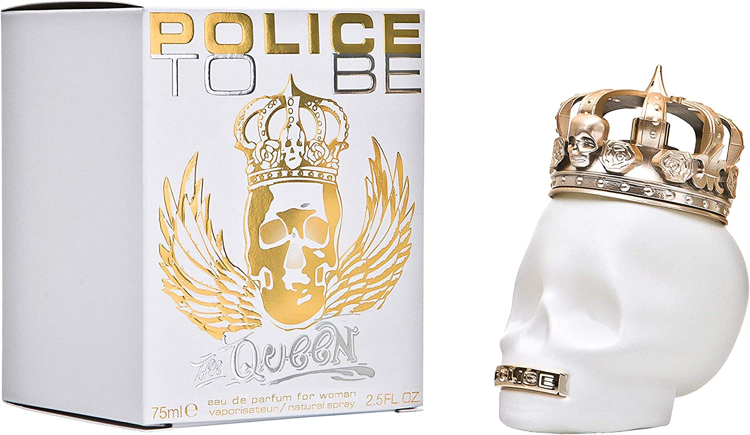 Police To Be The Queen Perfume para mujer, 75 ml
