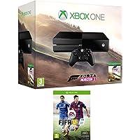 Xbox One Console with Forza Horizon 2 & FIFA 15