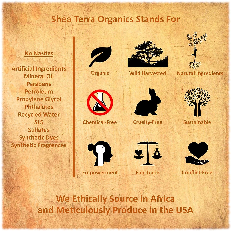 Shea Terra Organics Organic Egyptian Black Seed Cold Pressed Extra Virgin Oil All Skin Types – 8 oz
