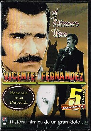 Vicente Fernandez El Numero Uno Homenaje En Su Despedida 5