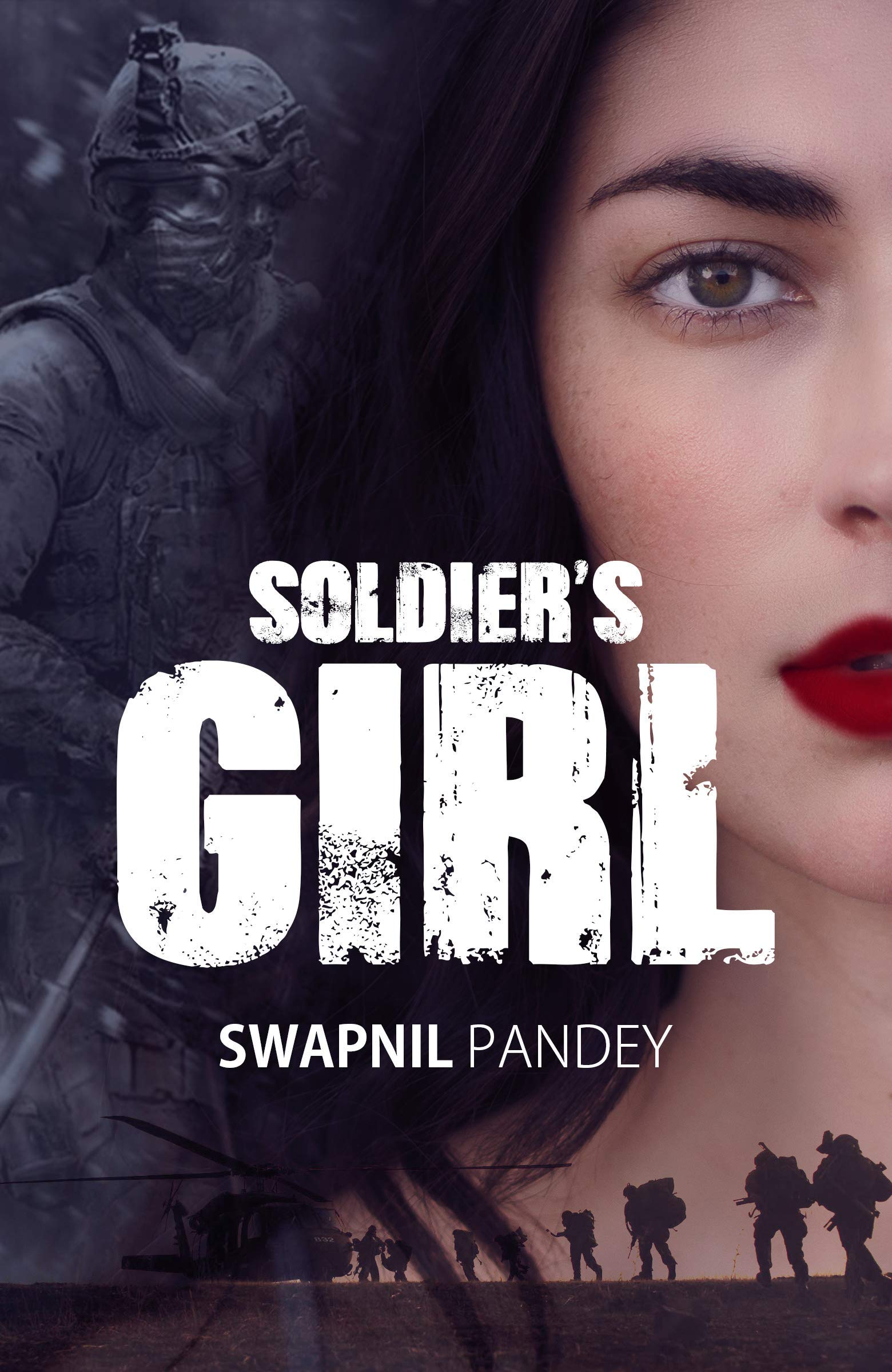 0adfa20e20 Buy Soldier s Girl  Love Story of a Para-Commando (First) Book ...
