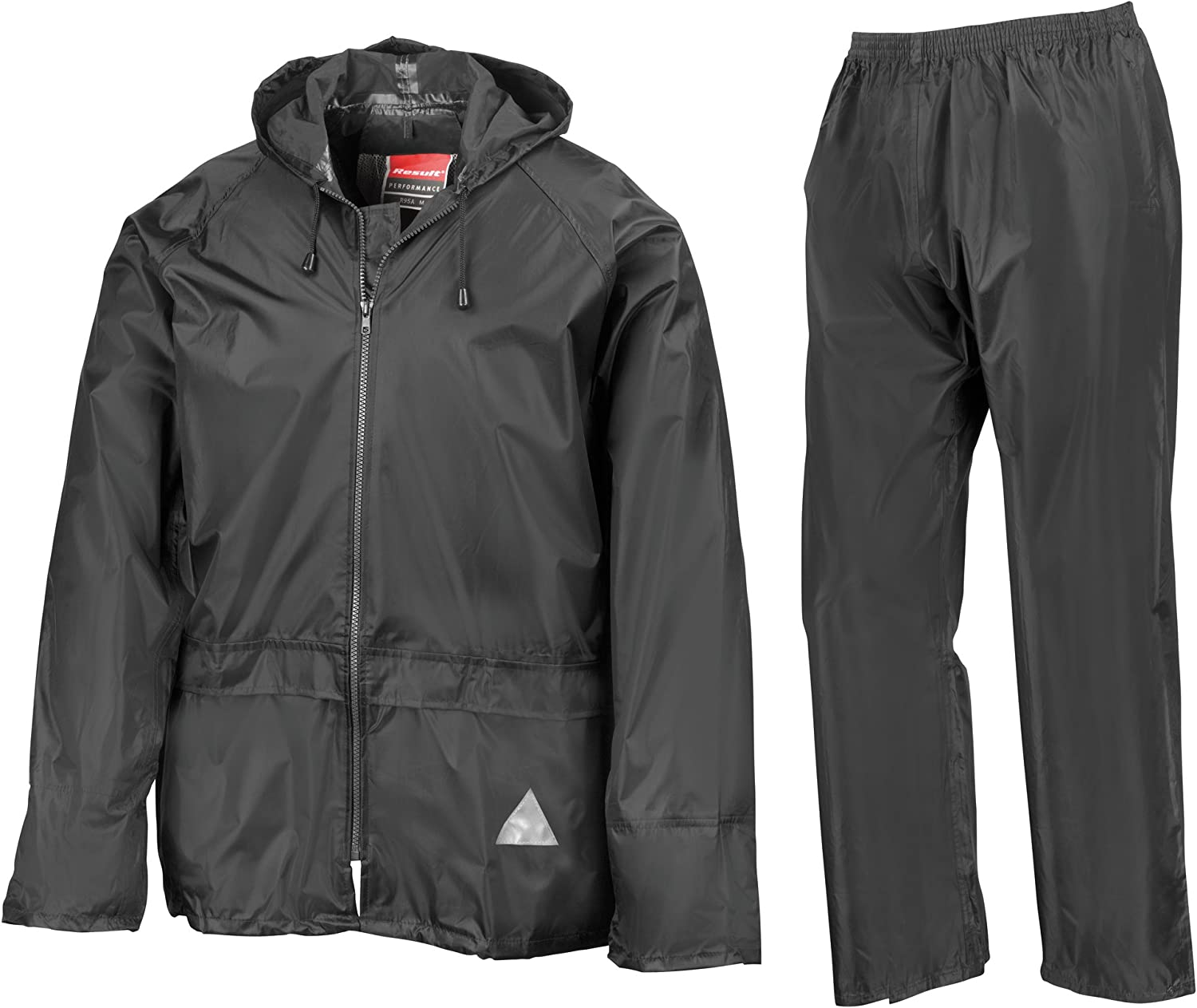 Result Heavyweight Waterproof Jacket & Trouser Set impermeable para Hombre
