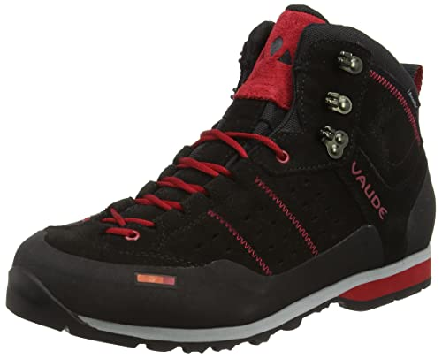 Mens Mens Dibona Advanced Mid STX Multisport Outdoor Shoes Black Size: 10.5 UKVaude PqEzmQX