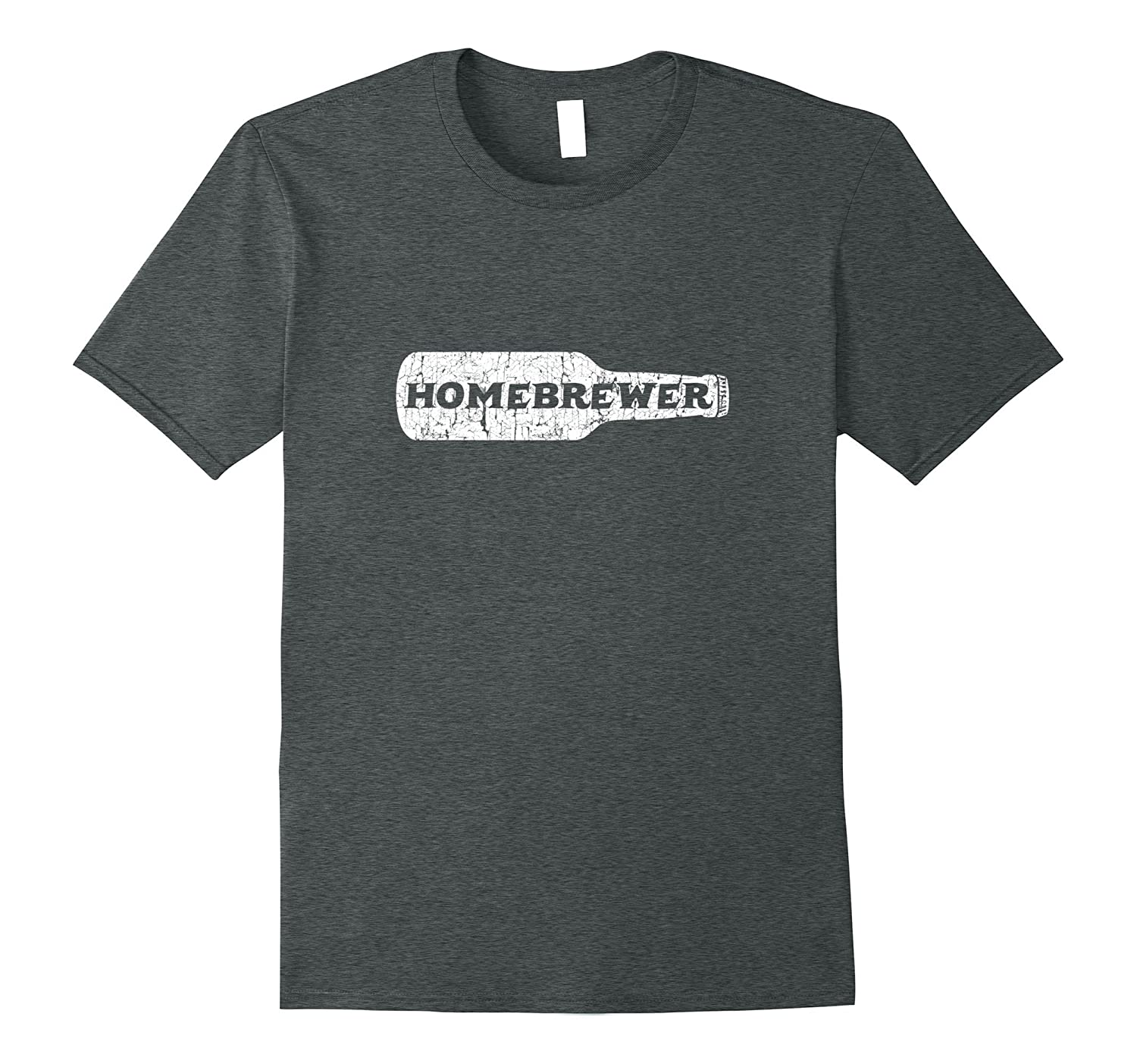 Brew Master Beer Home Brewer Gift Brewing Bottle Tee T Shirt-CL