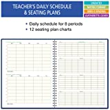 8 Period Teacher Lesson Plan; Days Vertically