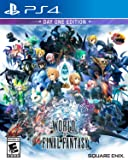 World of Final Fantasy - PlayStation 4 - Standard Edition (el paquete puede variar)