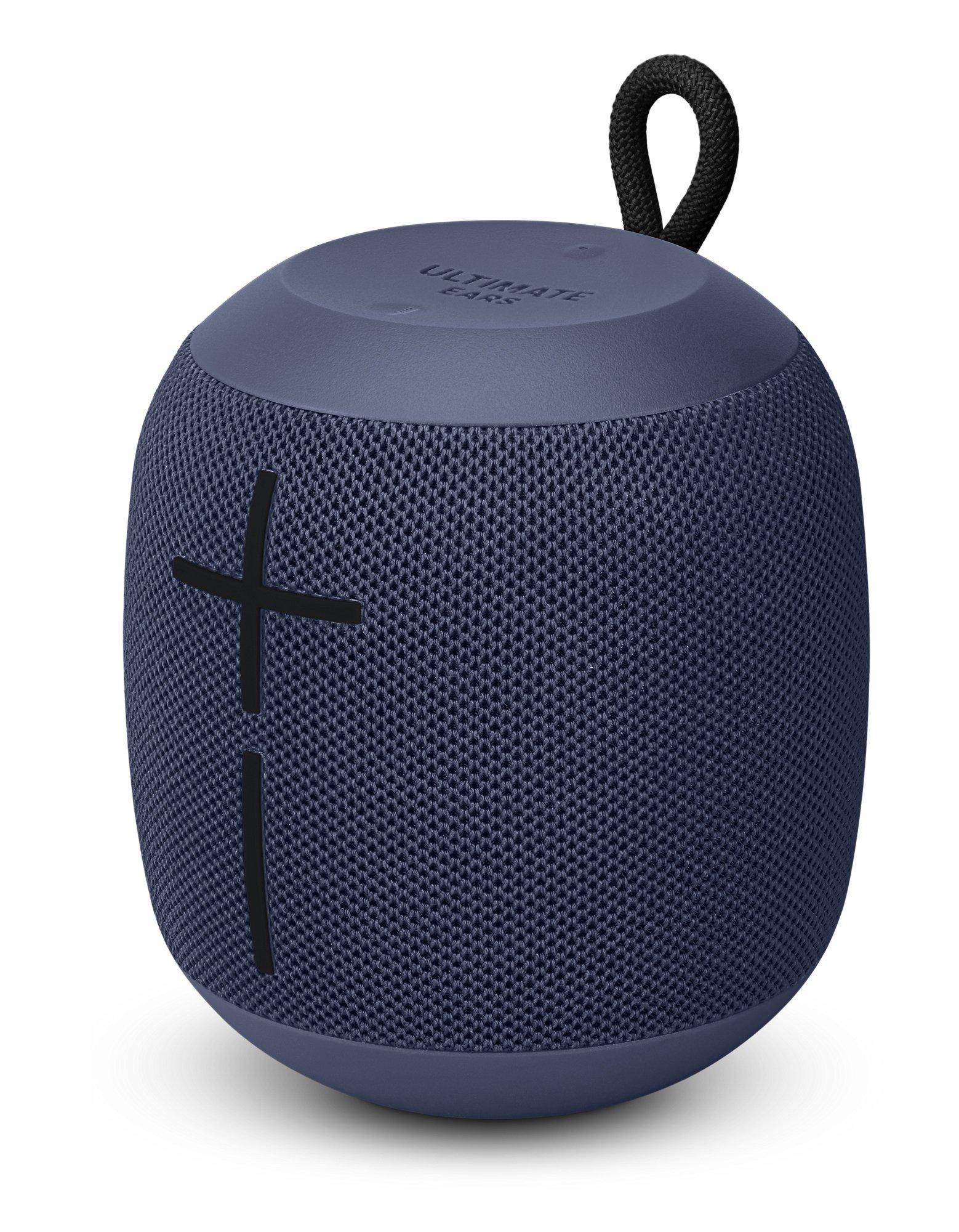 Ultimate Ears WONDERBOOM Waterproof Super Portable Bluetooth Speaker – IPX7 Waterproof – 10-hour Battery Life – Midnight Blue by Logitech (Image #2)