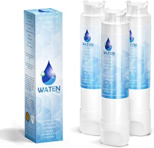 WATEN H2O EPТWFU01 Water Filter Replacement for Puresource Ultra II Water Filter 3 pcs