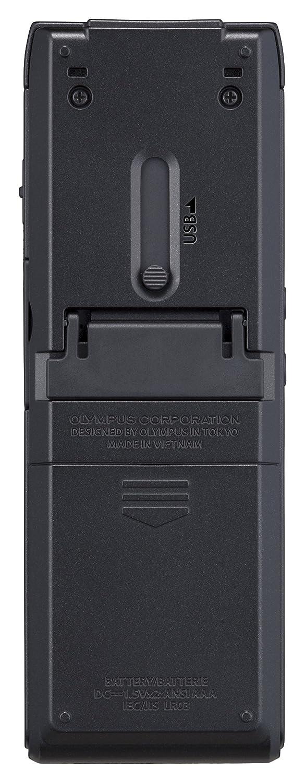 8 GB stereo color negro Grabadora digital Olympus WS-853