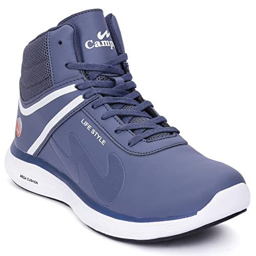Campus Casual Shoes Blue  Buy Online at Low Prices in India - Amazon.in d04e4a0e3