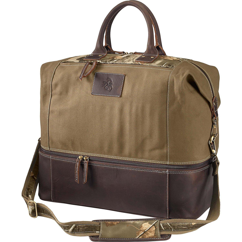 Legendary Whitetails Men's Timber Ridge Sportsman Bag Elmwood 7427 ELMW
