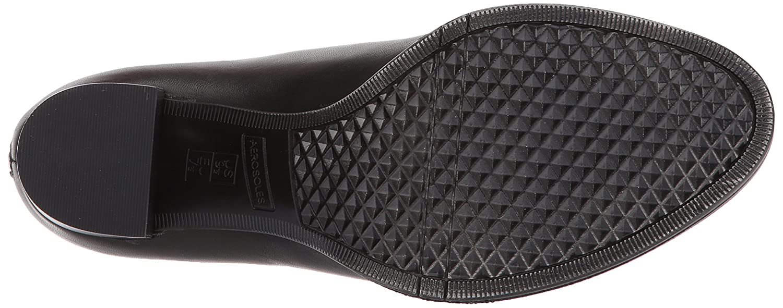 Aerosoles Women's City Council Ankle Boot B06Y5RMBLR 10 B(M) US|Black Leather