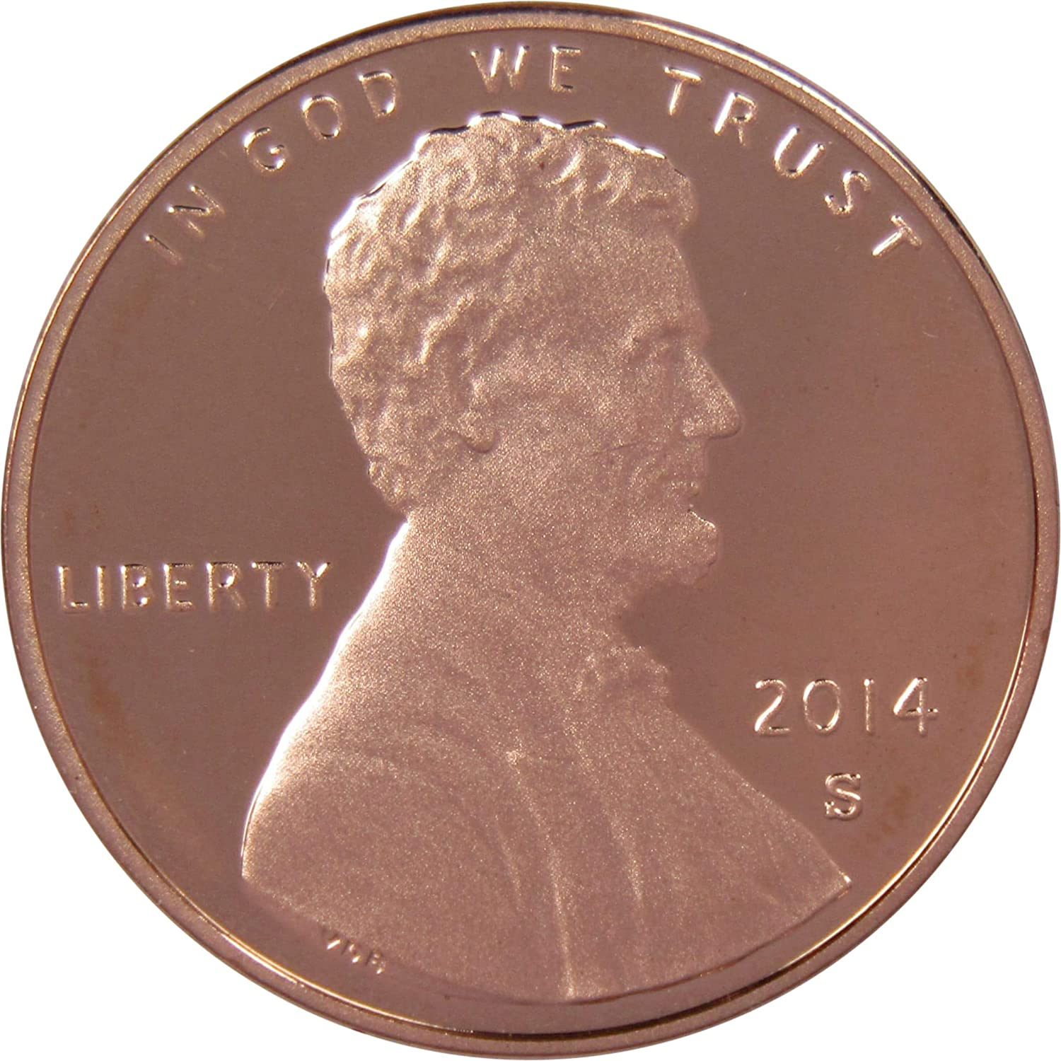2014S Proof Penny Roll