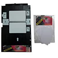 Genuine (SONICO) ID Card Tray for Epson L-800/L-805/L810/R-260/R-280/R290/T-50/T-60/P-50 (Black)