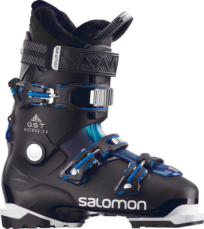 Downhill Skiing Salomon QST Access 70 Ski Boots Mens Winter