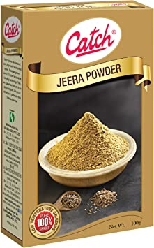 Catch Jeera Powder, Pouch, 100g