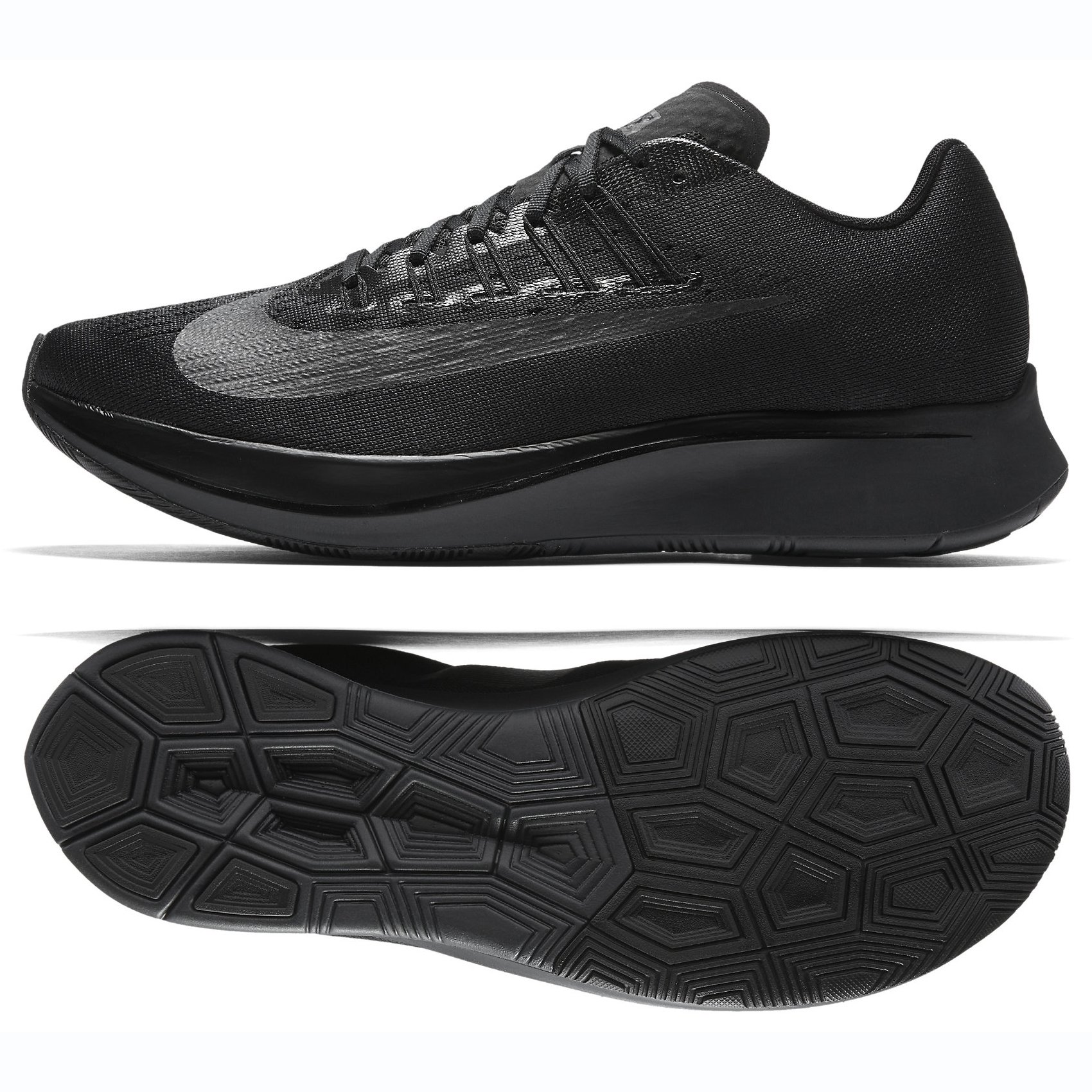 51a5cafa7a5f Galleon - NIKE Zoom Fly 880848 003 Black Anthracite Men s Running Shoes (9)