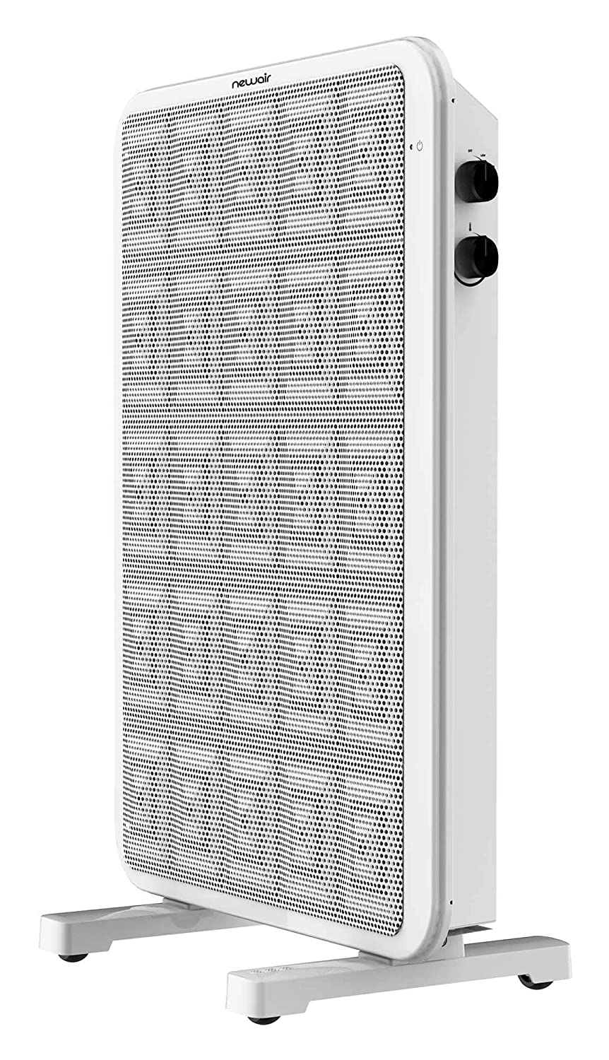 NewAir Portable Space Heater, Wall Mountable Electric Mica Room Heater for Indoor Use, AH-480