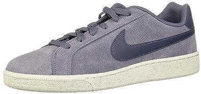 super popular 2da40 dfcfd Nike Court Royale Suede Chaussures Homme Bleu (42 EU)