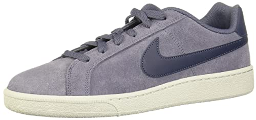 website for discount price reduced good selling Nike Herren Court Royale Suede Gymnastikschuhe, Multicolore Sequoia/Gum  Light Brown 300 Verde